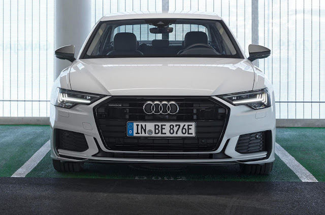 New Audi A6 50 TFSI e hybrid revealed with 34-mile EV range