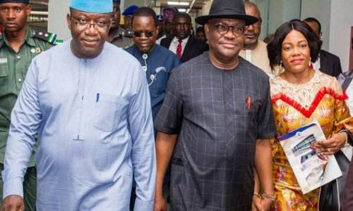 Fayemi, Wike's newfound friendship set tongues wagging