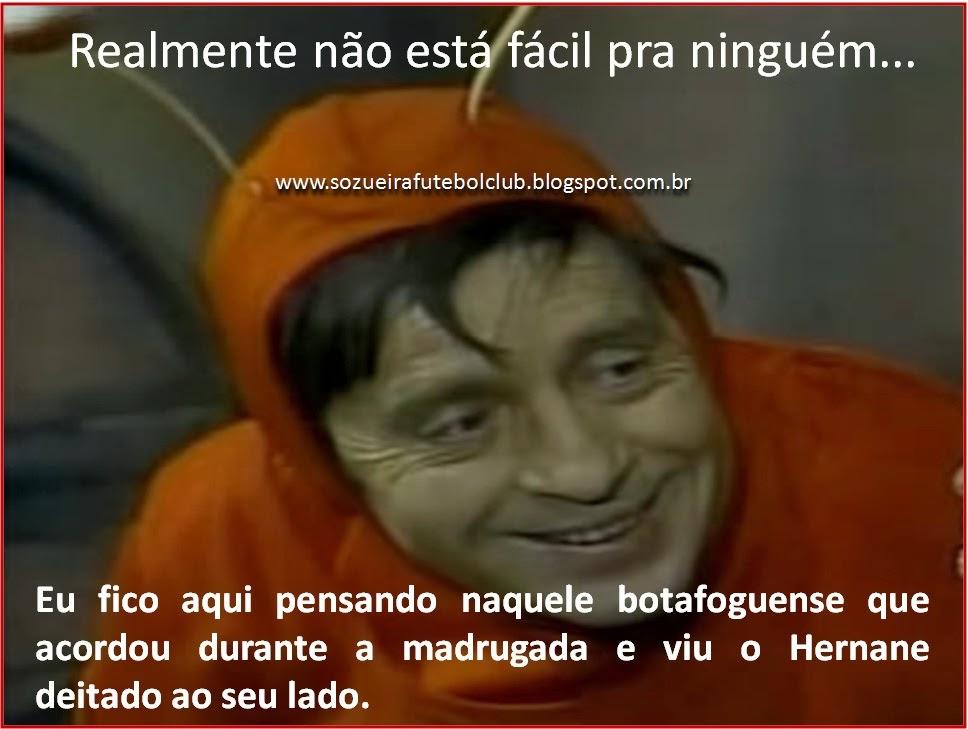 c6f270a31f974 Só Zueira FC  Realmente não está fácil pra ninguém...