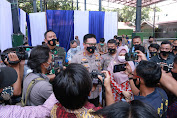 Bapaslon Wajib Patuhi Protokol Covid19 Dalam Pemilukada Serentak