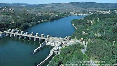 Barragem de Crestuma-Lever