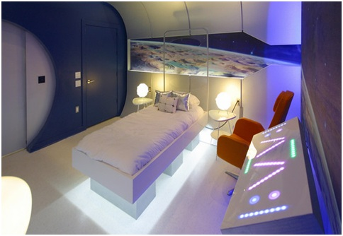 Starship Bedroom Extreme Makeover Home on bedroom designs for teenagers boys