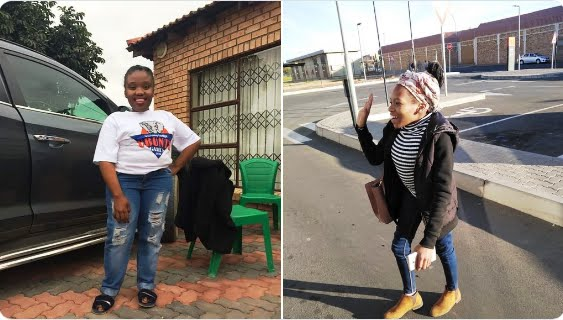 South African Lady With Kyphoscoliosis Finds Herself a Sister