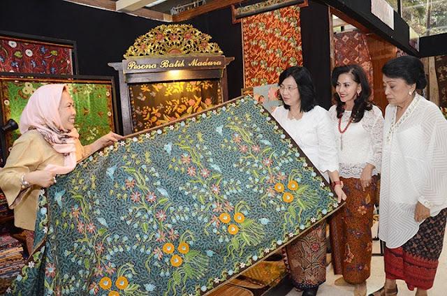 48 Pengrajin Batik Ikuti Pameran Batik Warisan Budaya XII