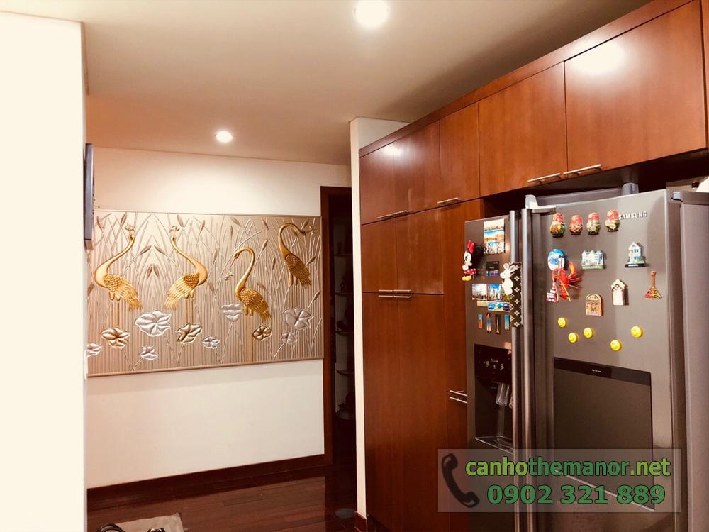 BÁN căn hộ 3PN, 157m2 nội thất siêu đẹp tại The Manor 1 HCM - hình 6