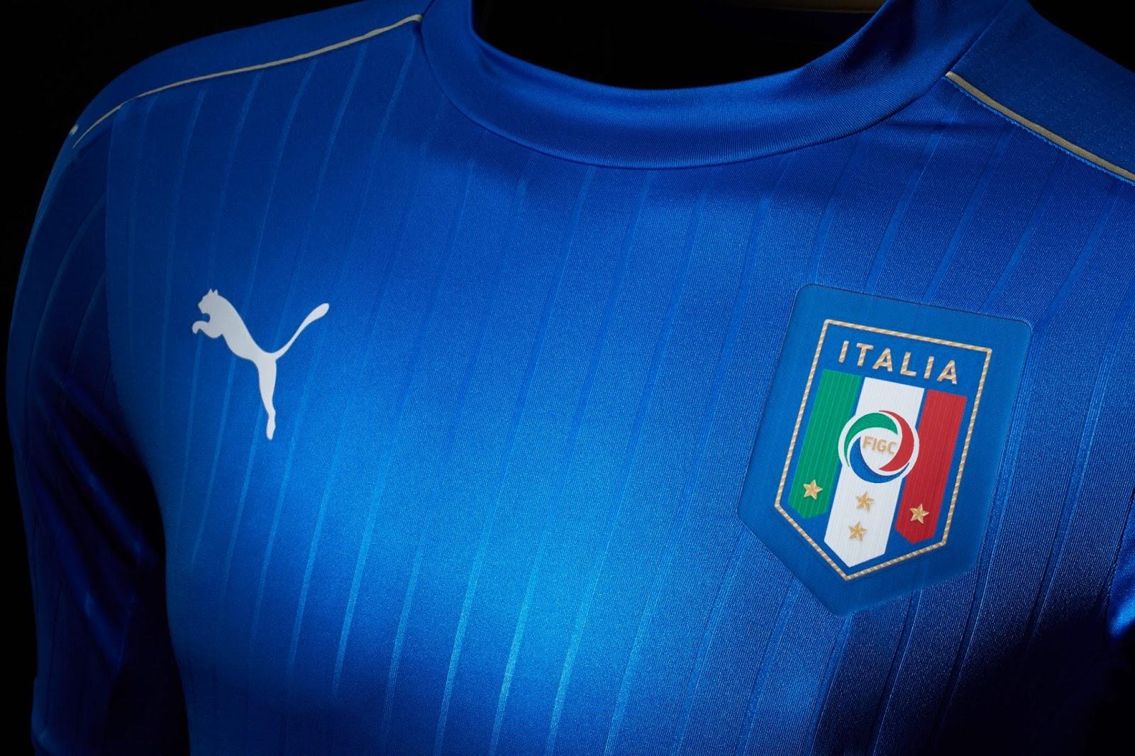 962040c68acdc Acquista puma maglia nazionale italiana
