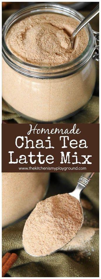 Chai Tea Latte Mix