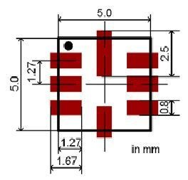 Calculation of Pressure and Temperature for BMP085