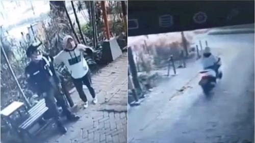 Wanita Ini Hipnotis Satpam Perumahan di Tangerang, Hanya Tepuk Pundak, Gondol Motor Satpam