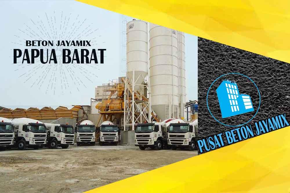 harga beton jayamix papua barat 2020