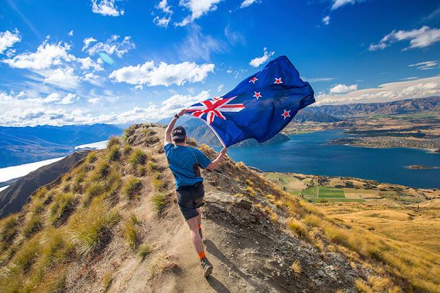 New Zealand Kini Bebas Daripada COVID-19