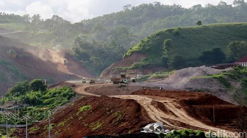 Pekan Depan, Jokowi Tinjau Langsung Proyek Tol Pekanbaru-Dumai 135 Km