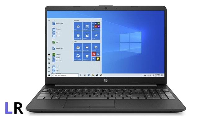HP 15 15s-du1064TU laptop.