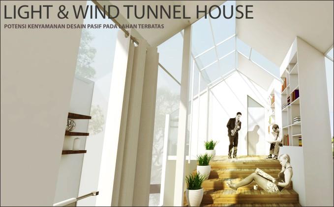 desain rumah nyaman lahan sempit