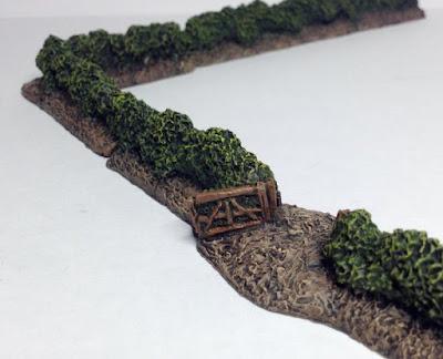 36 Piece 10mm Hedgerow Set