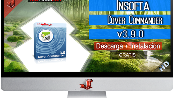 Insofta Cover Commander v3.9.0 FULL ESPAÑOL | 2016