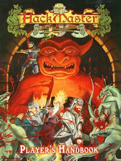 HackMaster (4th Edition) Player's Handbook