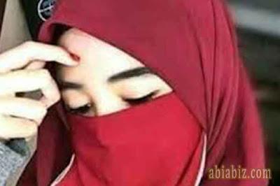 hadits tentang jilbab