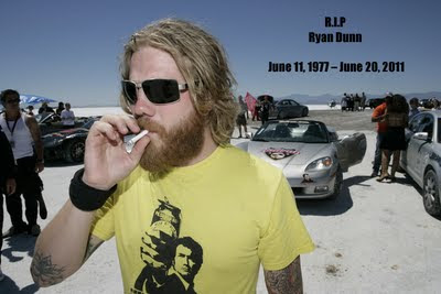 Ryan Dunn Tattoo