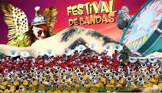 Festival de Bandas Carnaval de Oruro