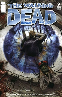 The Walking Dead issue 9 cover