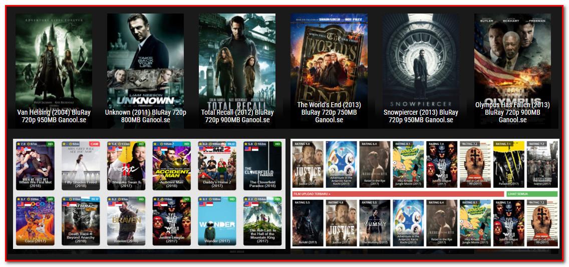 Daftar situs tempat download film gratis lengkap ~ kupu-net.