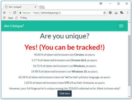 How to know who is Tracking your Web Activities?