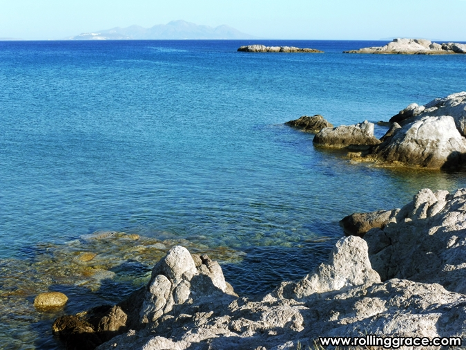 best beaches in kos