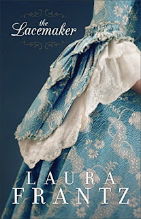 The Lacemaker, The Lacemaker book review, Laura Frantz book review