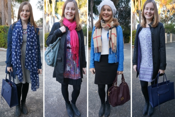 Ankle Boots and Office Wear Business casual winter outfits | Away From The Blue Blog