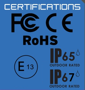 "【TRULY RUGGED】 Ingress Protection (IP Rating) and Military Testing Standards (MIL-STD-810G), FCC, CE, E13, RoHs & ""E"" Mark Certified If you need Customized 7"" to 18"" solution, contact us at sales@xenarc.com"