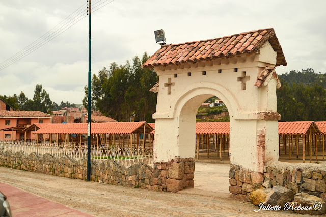 Village de Chinchero, Pérou