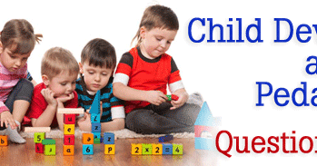 TET Child Development and Pedagogy Questions Answers