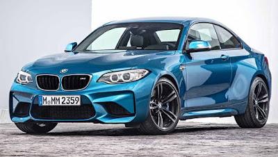Kereta BMW M2 2016