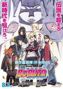 Boruto: Naruto the Movie Poster