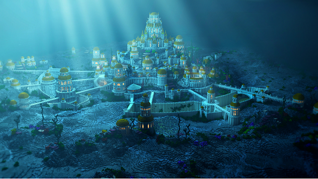 10 Things You Probably Don't Know About The Lost City Of Atlantis  Lost%2BCity%2BOf%2BAtlantis