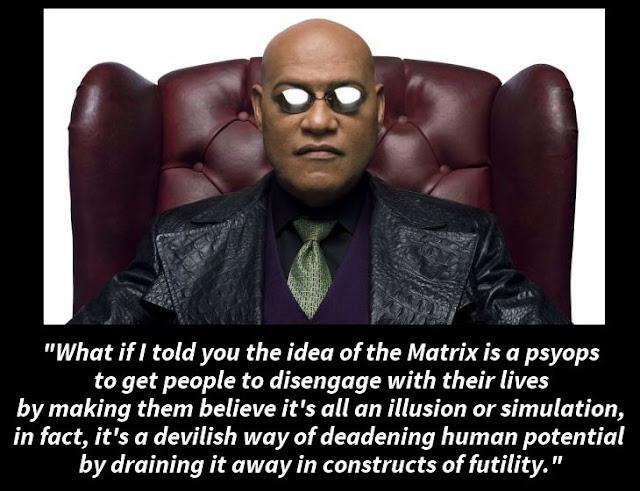 Matrix Psyops