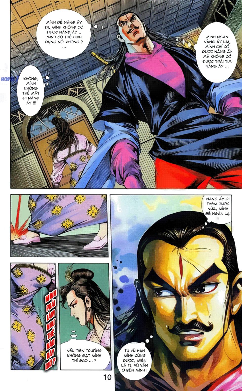 Tần Vương Doanh Chính chapter 19 trang 23