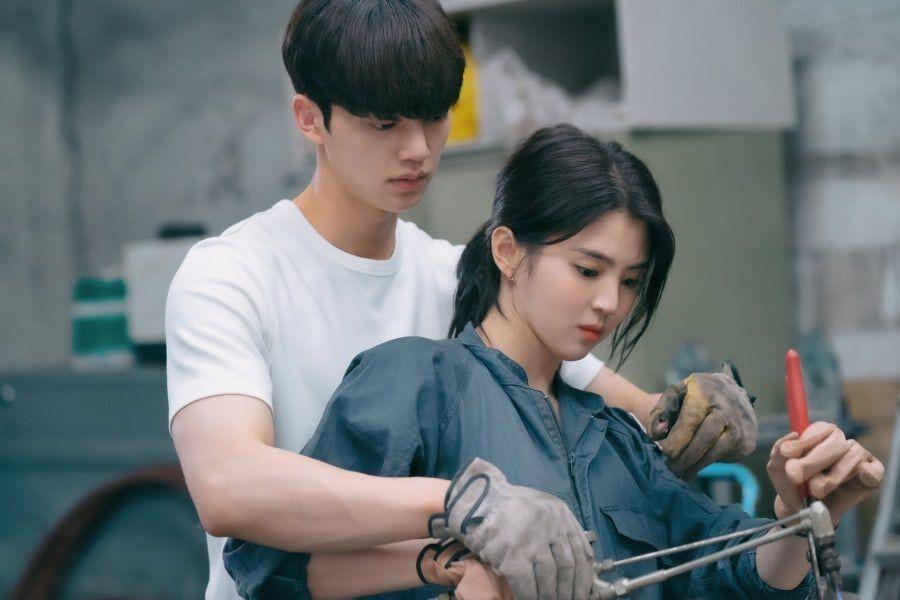 Drama Korea Rokantis Nevertheless