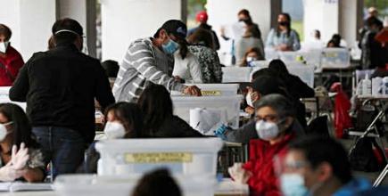 Intensa agenda electoral de América Latina para el 2021 marcada por la incertidumbre del coronaviru
