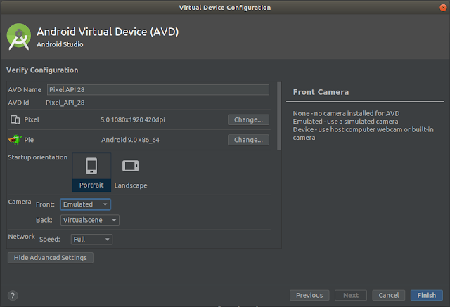 Advanced AVD Configuration