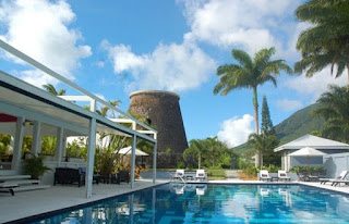 Montpellier Estate, Nevis honeymoon destination