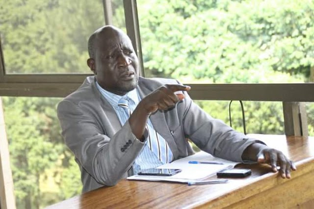 UNRA Forcefully Evicts Entebbe Municipal Council Boss From Gov't House.