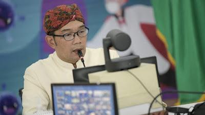 Gubernur Jabar Hentikan 11 Proyek Infrastruktur sebesar Rp 140 Miliar untuk Tangani Pandemi