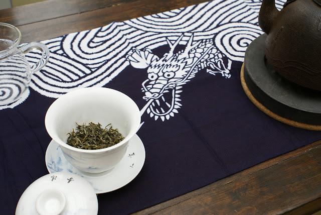 tea blog sur le thé
