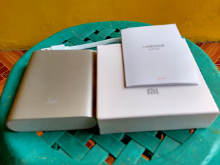 Power Bank Xiaomi 10600mAh