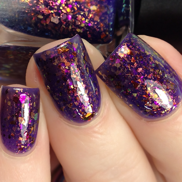 Night Owl Lacquer-The Archer