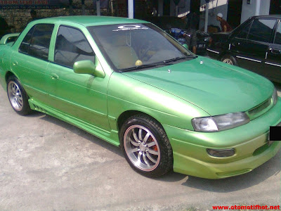 Eksterior Mobil Timor