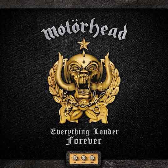 """Ο δίσκος των Motörhead """"Everything Louder Forever"""""""