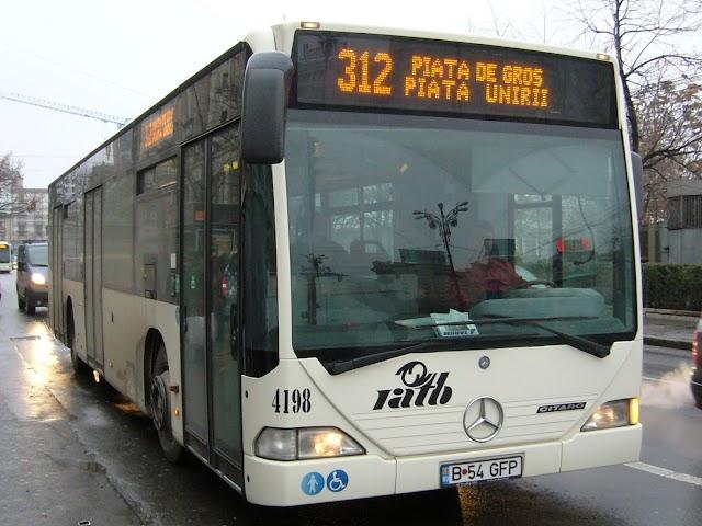 ATENȚIE unde coborâți din autobuz! STB mută stații